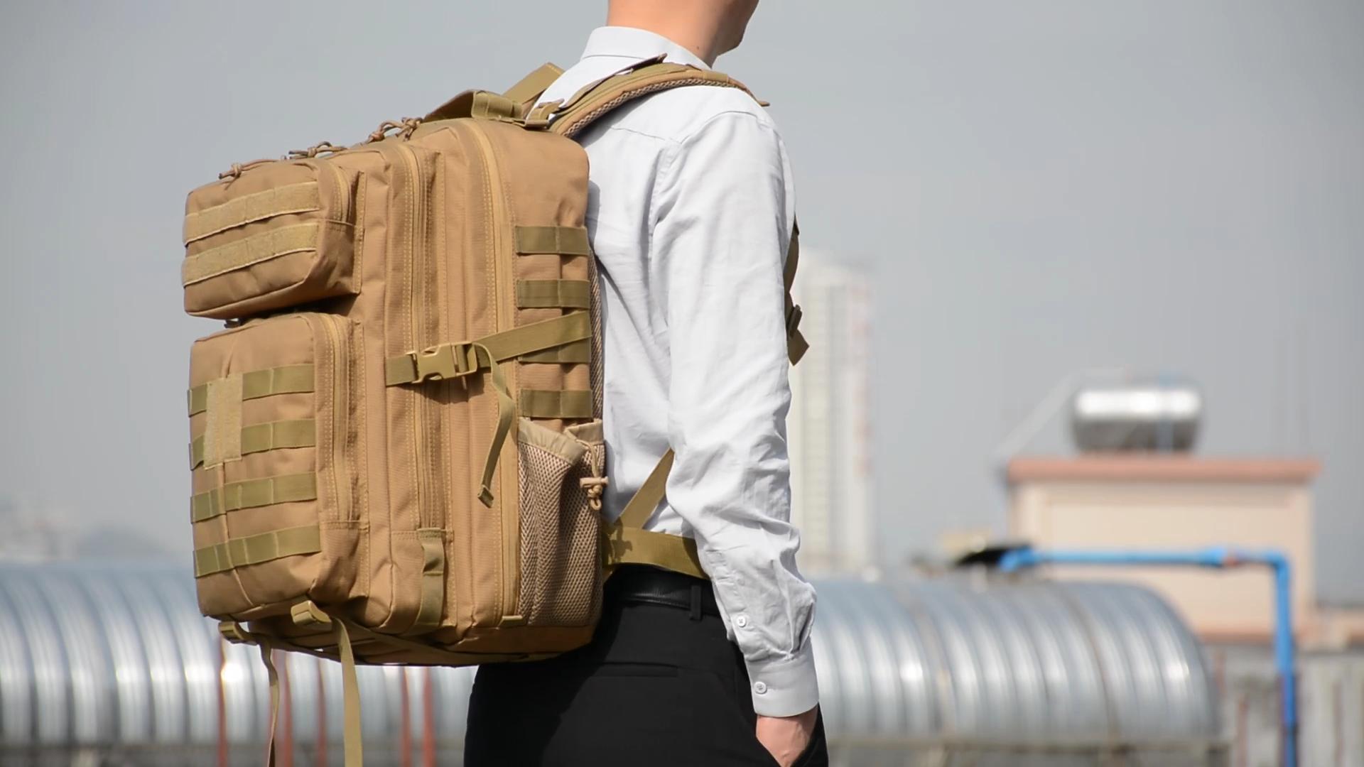 tactical highland backpack military assault rucksack military range backpack