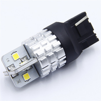 New product 7440 1156 BA15S 11W 1000LM 6000K 8SMD hot selling reversing turn signal rear fog lights