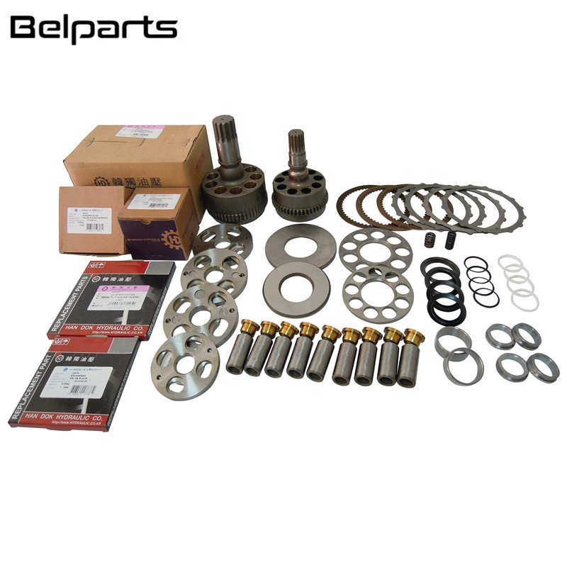 Belparts excavator spare parts hydraulic swing motor parts SG02 SG025 SG04 SG08 SG20 main hydraulic pump parts