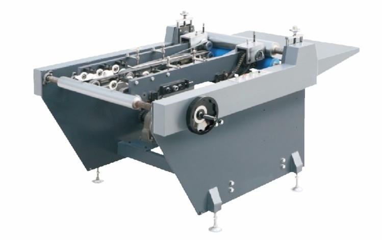 DB-600 Doppel Seiten Falzmaschine