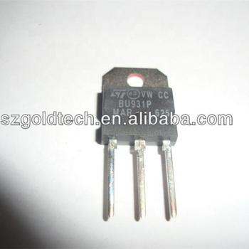 High Voltage Ignition Coil Driver Npn Power Darlington Transistor Bu931p -  Buy Bu931p,Npn Power,Transistor Product on Alibaba com