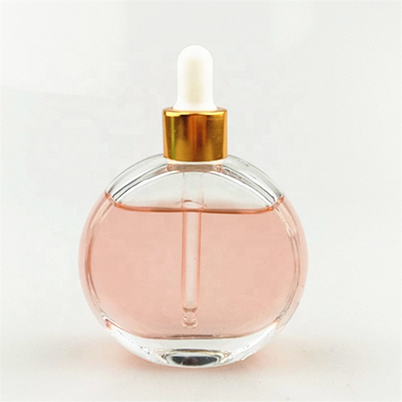 50ml clear <strong>empty</strong> glass oil <strong>perfume</strong> <strong>bottle</strong> glass essential oil dropper <strong>bottle</strong>