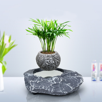 Magnetic Floating Air Bonsai Levitating Air Bonsai Floating Potted Plant