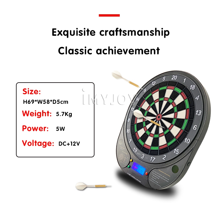 Professional LED Display Dart Game Machine dartslive machines electronic dartboard machine for sale