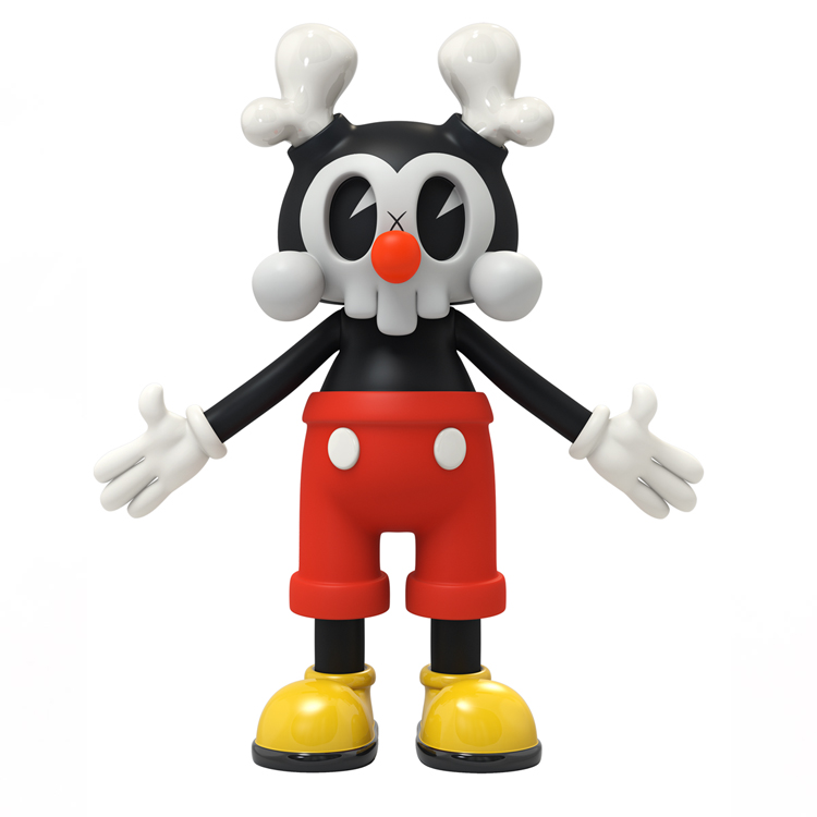 Custom plastic vinyl toy ptroduction / designer art pvc figure manufacture