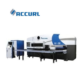 AccurL Brand VT-800 CNC Turret Punching Machine/inexpensive Automatic punch price