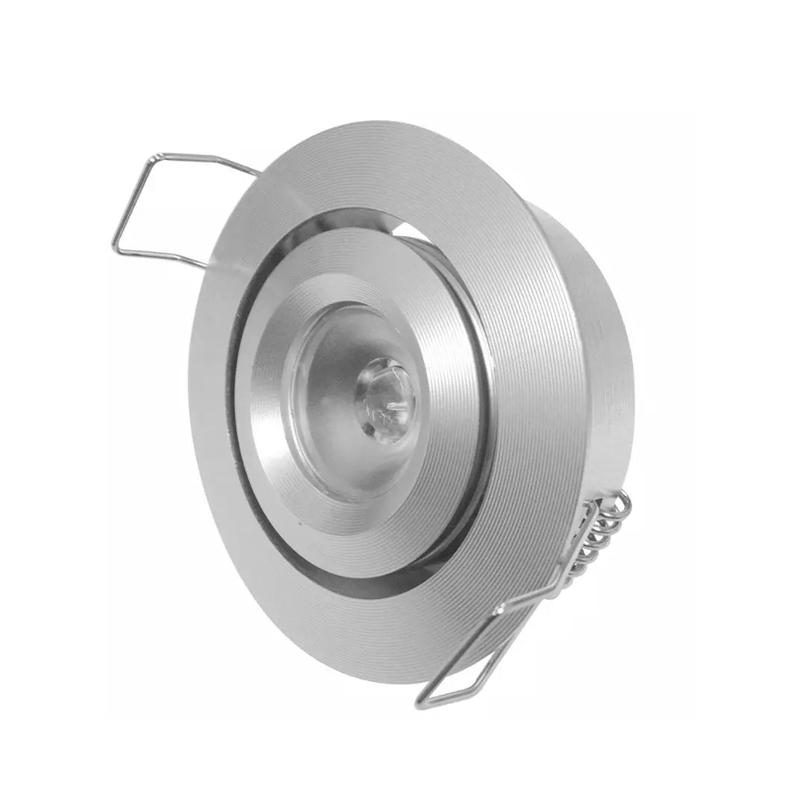 Remote Controlling AC86-265v mini led downlight for hotel ceiling lighting