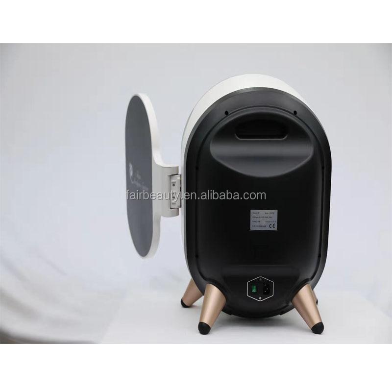 New Technologies Magic Mirror Skin Analyzer Machine With Ipad For Auto Skin Analysis / Smart Skin Analyzer