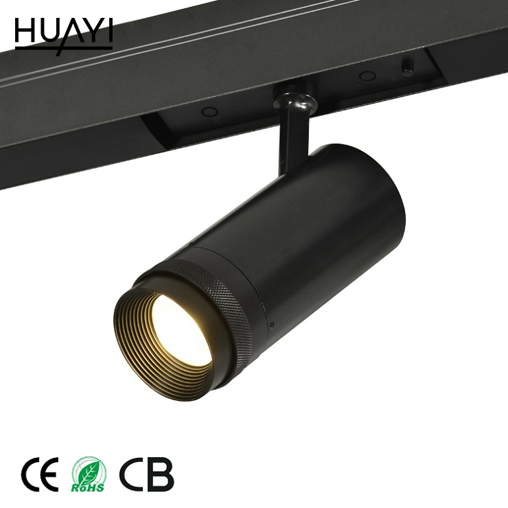 HUAYI Energy Saving Decorative Indoor Restaurant Spotlights Round 20W LED Spot Light
