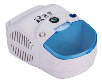 Assisted nebulizer machine for trouble breathing in home remedies in which added natural medicine for wheezing