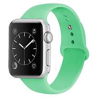 For Apple Watch Band,For Apple Watch Strap,Silicone Sport Smart Watch Band For Apple iWatch Accessories 38/42/40/44mm 39 colors