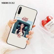 NBDRUICAI Эстетическая Лана Дель Рей красивая девушка чехол для телефона Redmi Note 8 8A 7 6 6A 5 5A 4 4X 4A Go Pro Plus Prime(Китай)