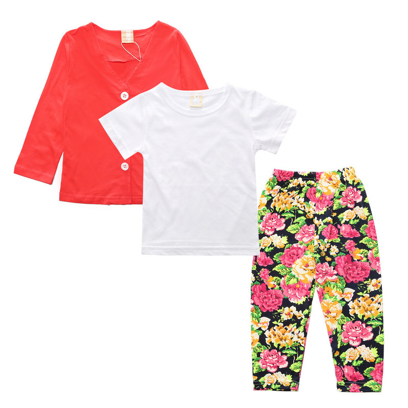 China Supplier Fall Kids Girls Boutique Dress Clothing Sets Comfortable Clothes For Children Girls