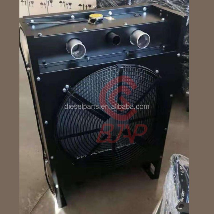 BJAP TBD226B Engine Radiator 13021901