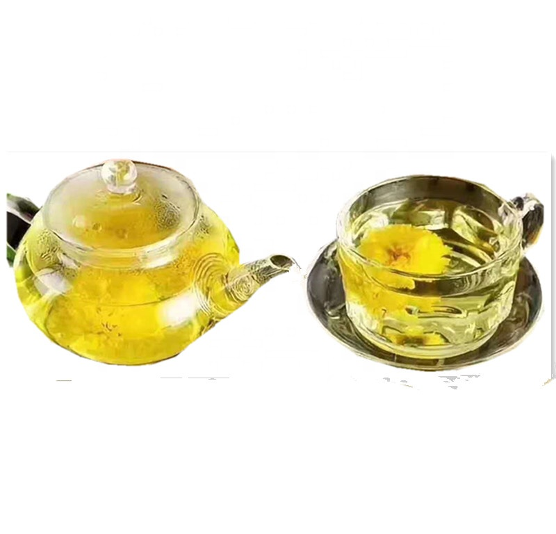 Increase Metabolism Health Flower Tea Yellow Chrysanthemum Tea - 4uTea | 4uTea.com