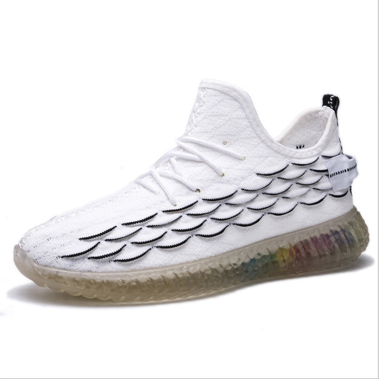 Hot selling cheap sneakers breathable shoes for man