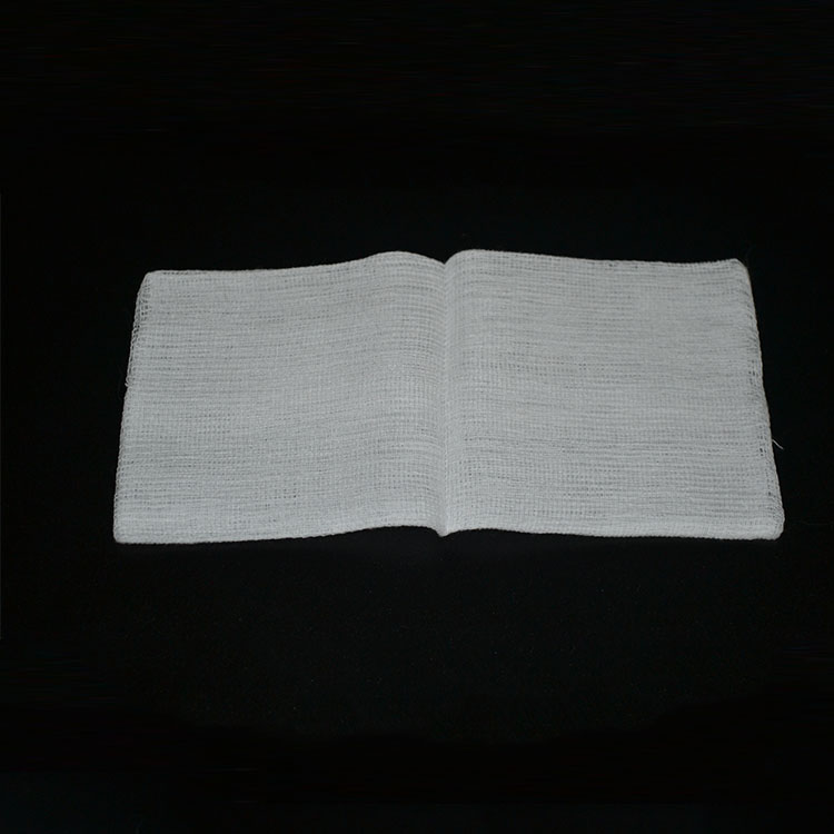 Custom Logo Printed Disposable Sterile Non Woven Medical Different Sizes Gauze Pads
