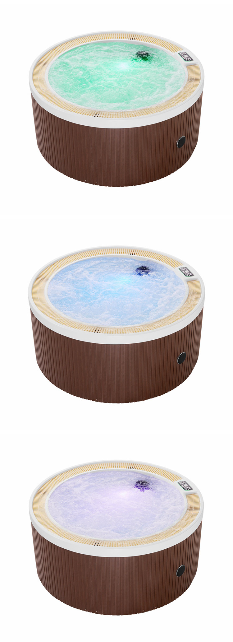 round spa/ balboa hot tub outdoor used/ outdoor spas hot tubs 3000 liter