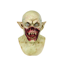 Molezu 2019 Nieuwe Crazy <span class=keywords><strong>Horror</strong></span> Halloween <span class=keywords><strong>Masker</strong></span> Hoge Kwaliteit Latex Scary Zombie <span class=keywords><strong>Masker</strong></span> Voor Halloween Cosplay Party Fabrikant