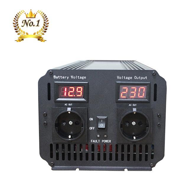 Euro buchse 1000 2000 3000 4000 5000 6000 watt power inverter 12v 24v DC zu 220V AC reine sinus welle inverter