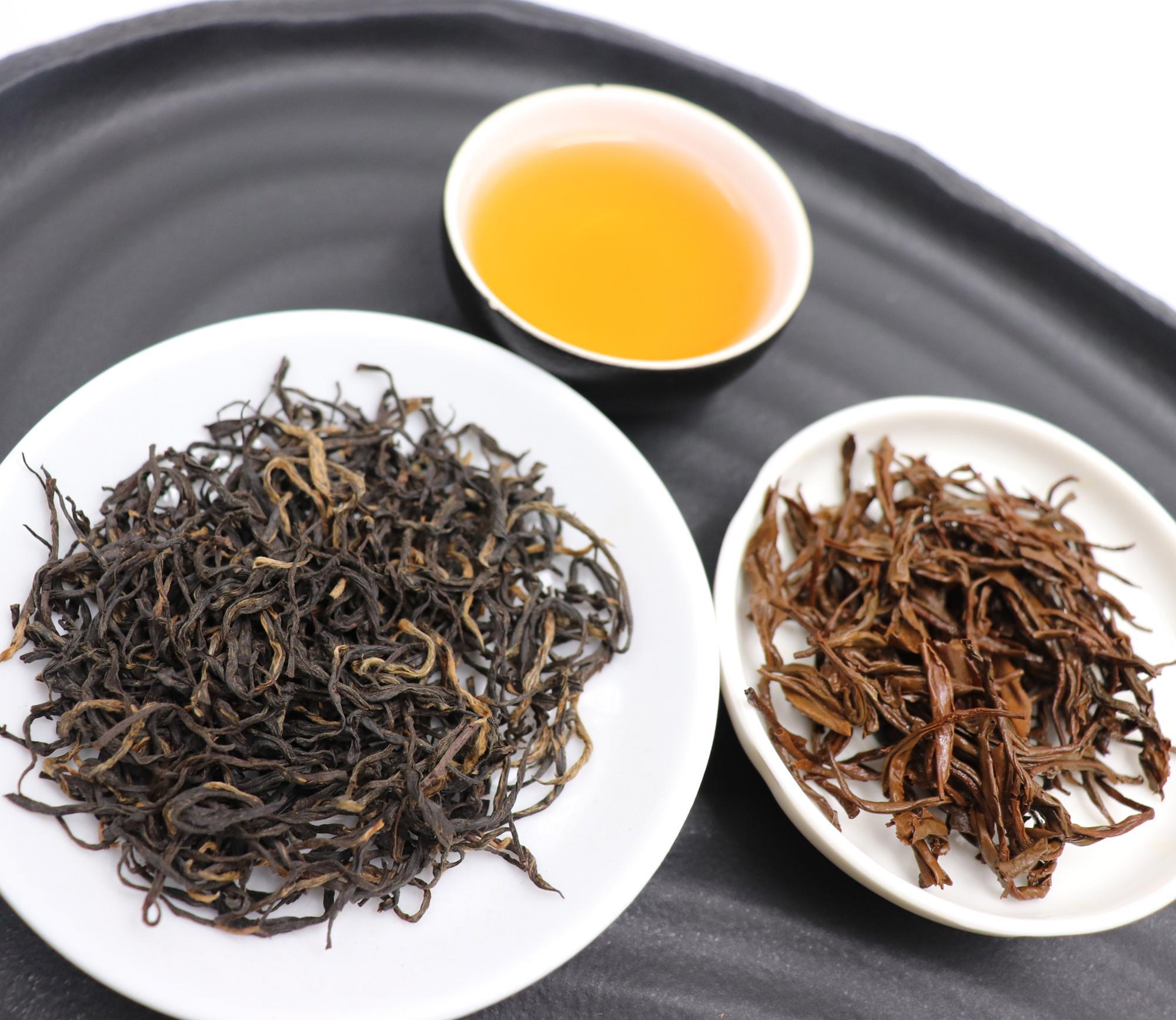 Full Fermented Golden Organic Jin Jun Mei Black Tea Slimming black tea - 4uTea | 4uTea.com
