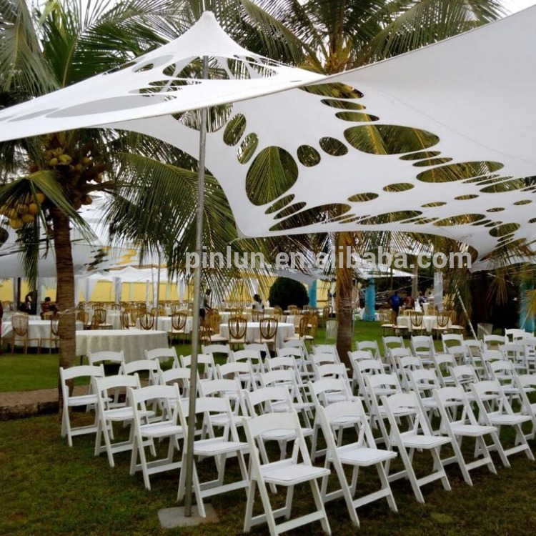 2020 Stretch Cheese Tents Used For Beach Wedding Decoration Lining