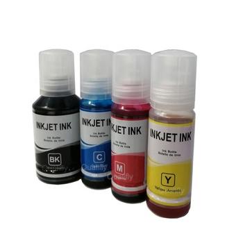 T502  ECO TANK PRINTER INK UV ink for inkjet printer ink for epson printer  ET2700 ET3750 ET2760 ET2