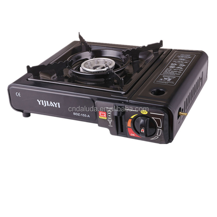 Portable Gas Stove With Double Over
