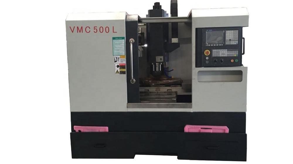 Kualitas Tinggi VMC500L Pusat Mesin Vertikal