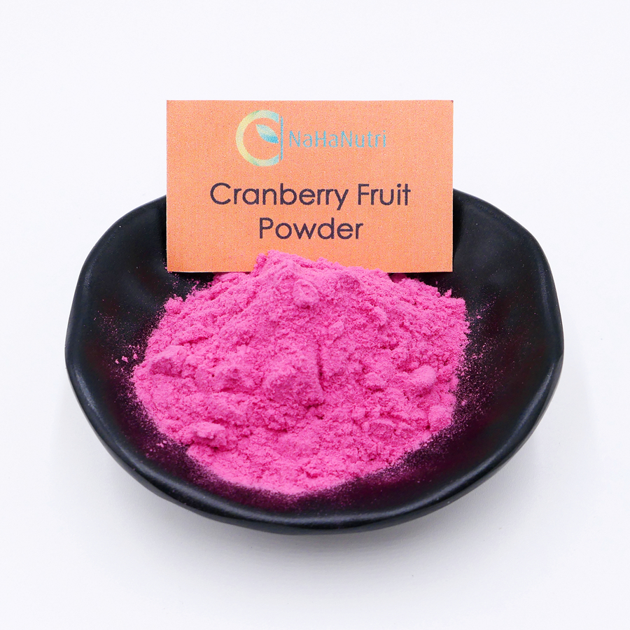 High quality Organic Cranberry Fruit Powder