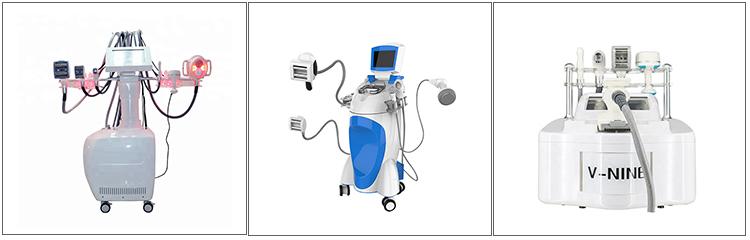 Velashape vide de cavitation rf corps de rouleau de la machine pour la perte de poids