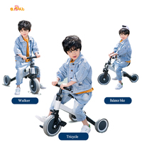 High Quality Kids Trike 3 wheel kids tricycle Toddler Bike for Boys Girls