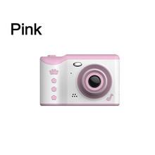 2,8 дюймов HD экран Цифровая детская мини камера дети милые камеры игрушки для уличной фотографии для ребенка подарок на день рождения двойно...(Китай)