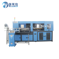 Automatic PET Bottle Blowing / Plastic Stretch Bottle Making Machine