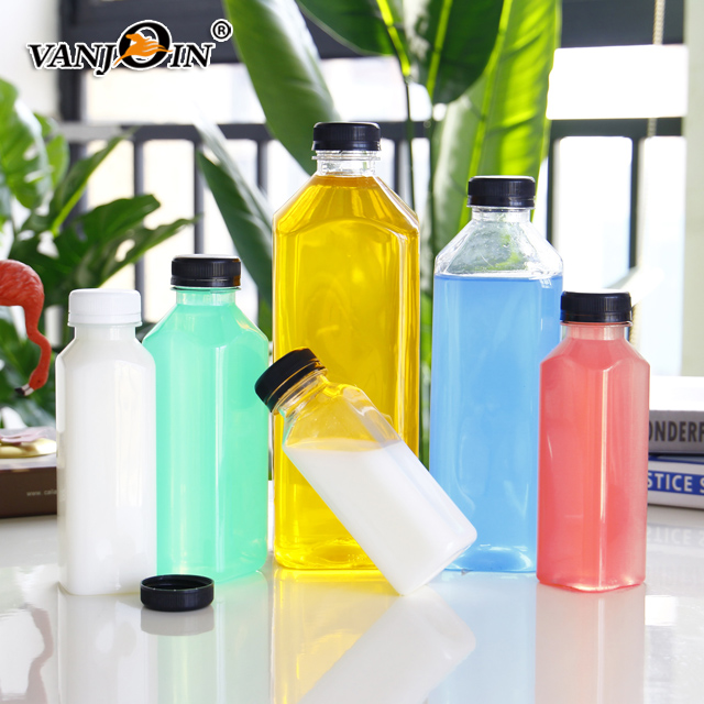 Empty 150ml Food Grade PET Clear Plastic Seasoning Shaker Salt Bottle