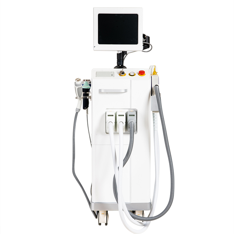 Huamei IPL Elight RF Nd yag laser multifunction <strong>salon</strong> use 5 in 1 <strong>beauty</strong> apparatus price <strong>beauty</strong> <strong>salon</strong> <strong>equipment</strong>
