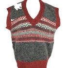 Women intarsia sweater ladies fancy vest jumper dinosaur pullover digital printer machine knitwear