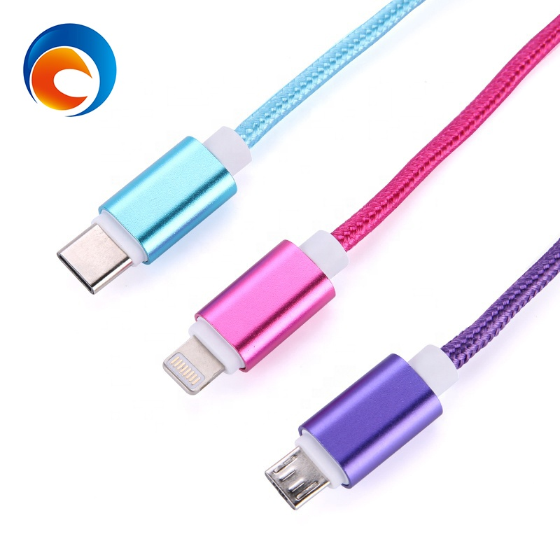 3 Foot 1 Meter iPhone Cable Original Quality  2A 30 Pin iPhone Charging Cables for iPhone 4/4s Usb Cable