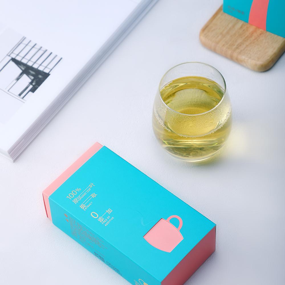 Pure Natural Instant Green Tea Extract Essence Teabag - 4uTea | 4uTea.com