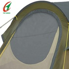Family Newest Sale Trendy Style Polyester Waterproof Outdoor Family Pop Up Camping Tent