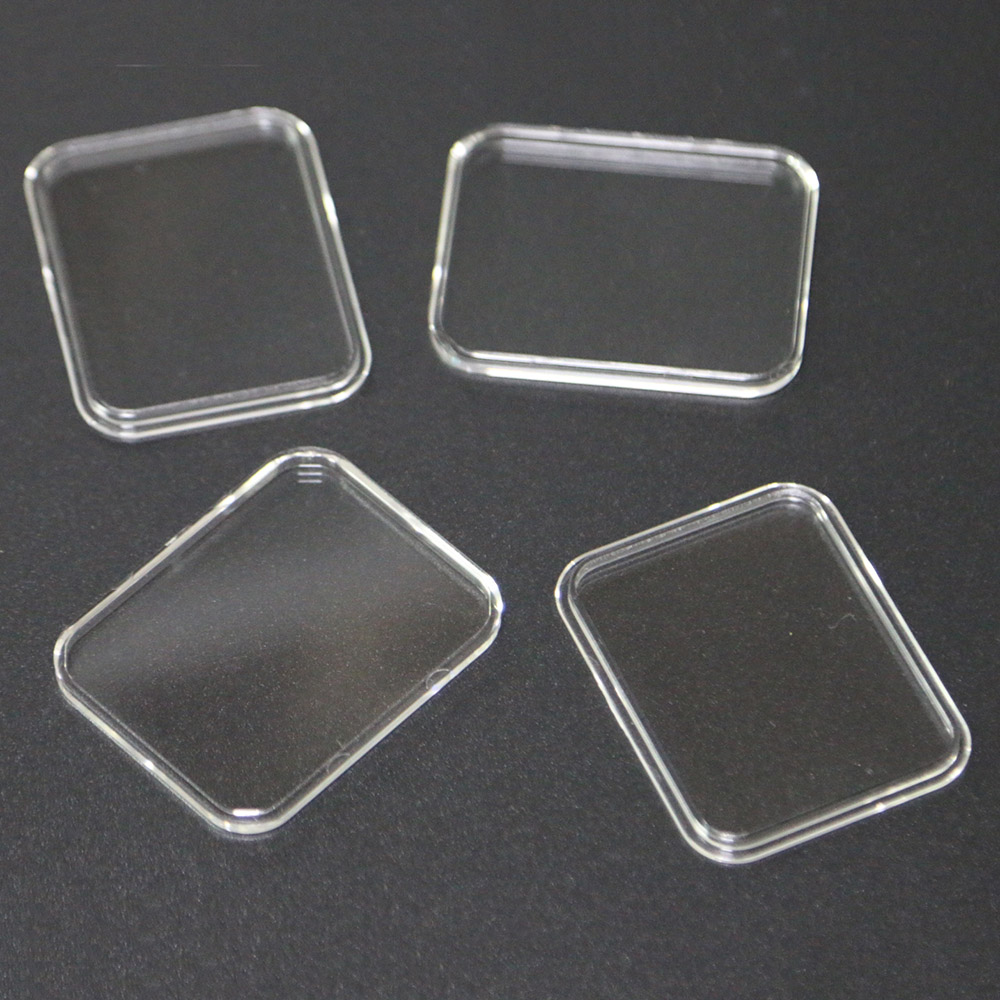 5 Guardhouse 40mm Airtight Coin Capsules for American Silver Eagle Coin ASE