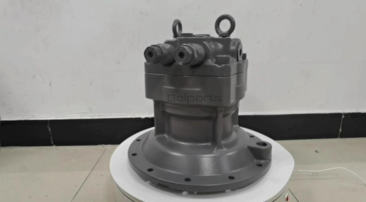 Belparts 굴삭기 선회 모터 M5X180CHB ZX330-3 전기 사출 유압 모터
