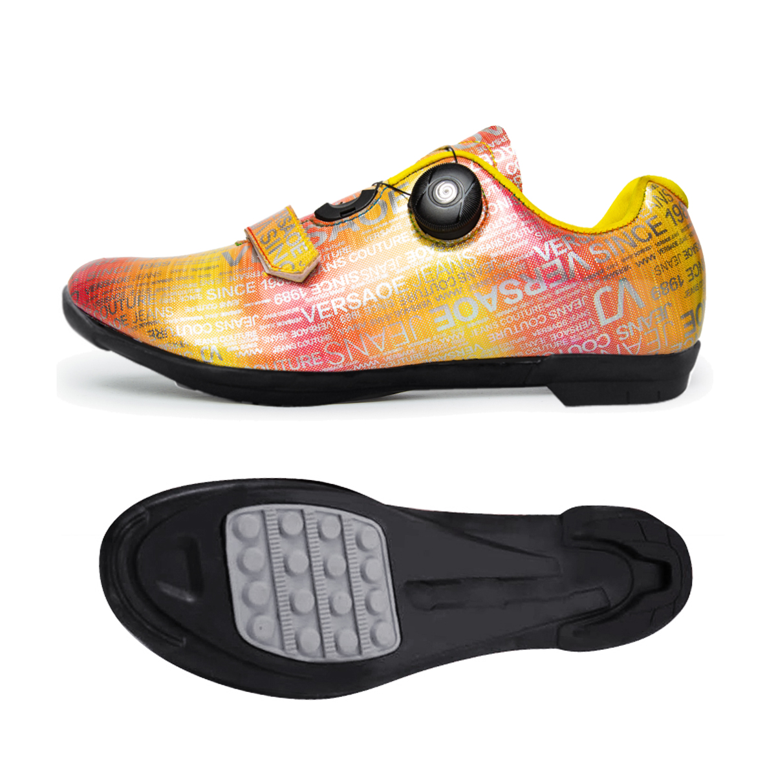 Технология нанесения нанометрового ткани с волнообразным краем; zapatos de ciclismo Зажим для велоспорта обувь для отдыха на природе профессиональные шоссейные езда на велосипеде обувь для гонок 2021