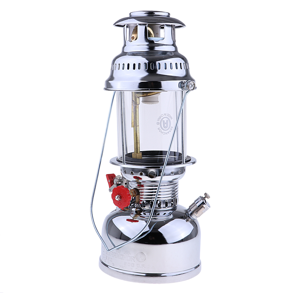 Backpacking Lantern Hook Accessories Stainless Steel Night Light Useful Durable