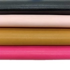 Sell vinyl synthetic PVC PU fake leather fabric for shoes/bags/handbags/wallets