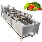 Industrial Fresh Vegetable Fruits Cleaning Drying Processing Machinery Dry Dates Washing Machine For Sale