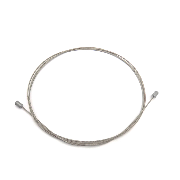 Customizable and durable Stainless steel wire rope assembly with fittings