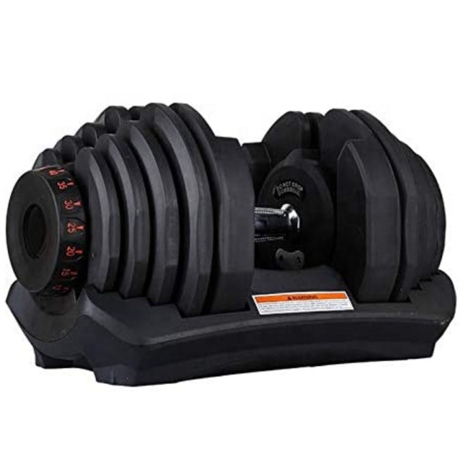25 Ibs Adjustable Weight Dumbbell Set Series Buy Dumbbells Cheap For Sale with Handle and Weight Plate Gym Home