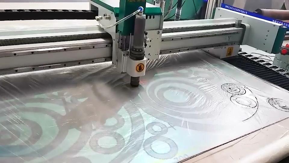 Mesin Pemotong Gasket dengan Pneumatic Pisau