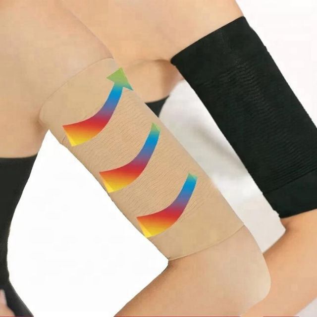 Seamless Arm Compression Shaper - Size and Colors Available - Min Order 500pcs.